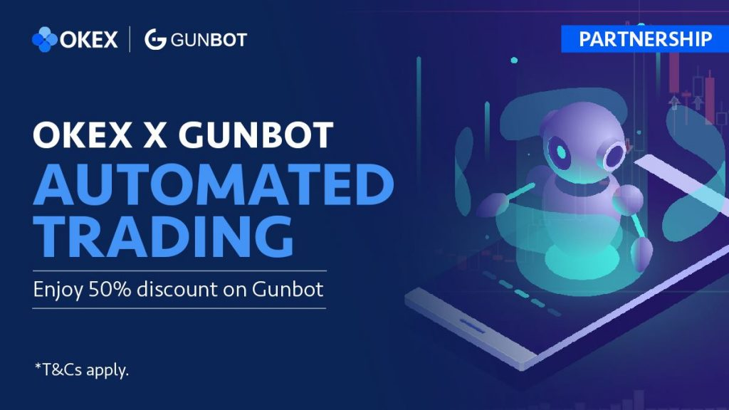 Enjoy Gunbot OKEx 10000 USDT Trading Competition 1