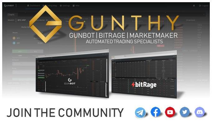 Gunthy Gunbot Banner