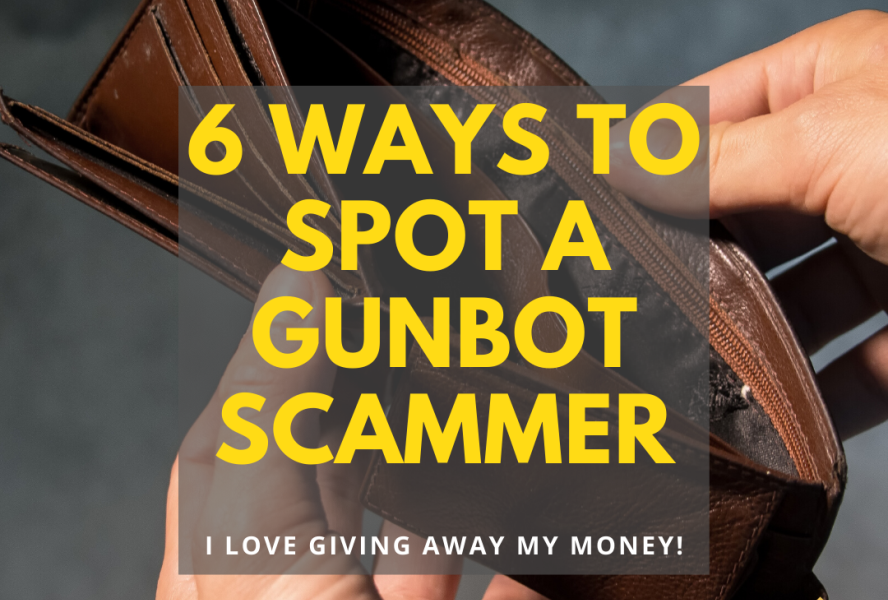"Read NOW! 6 Ways to Spot a ""Gunbot Scammer"" - Don't Get Scammed! 13"