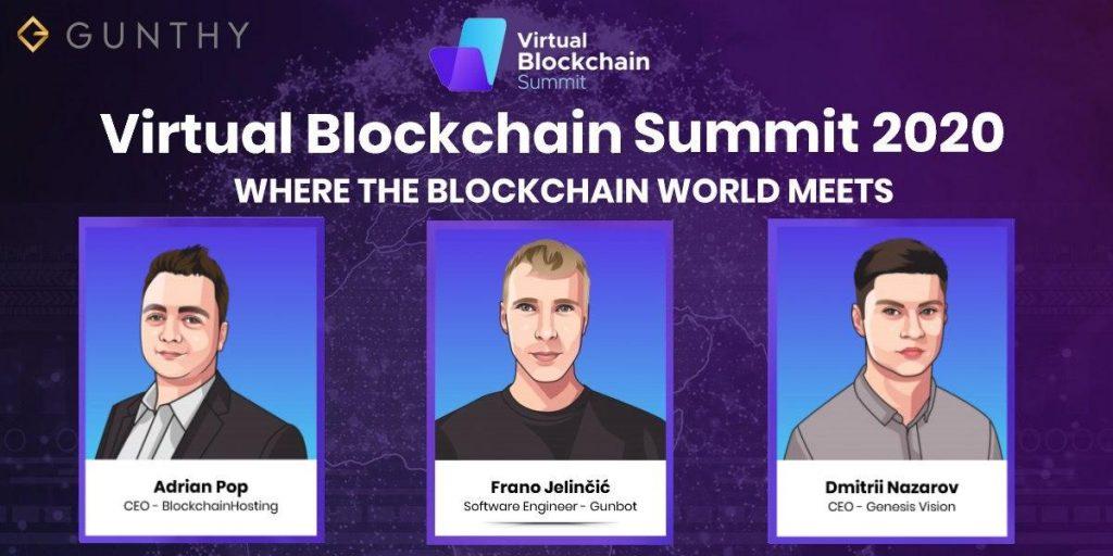 virtual blockchain summit