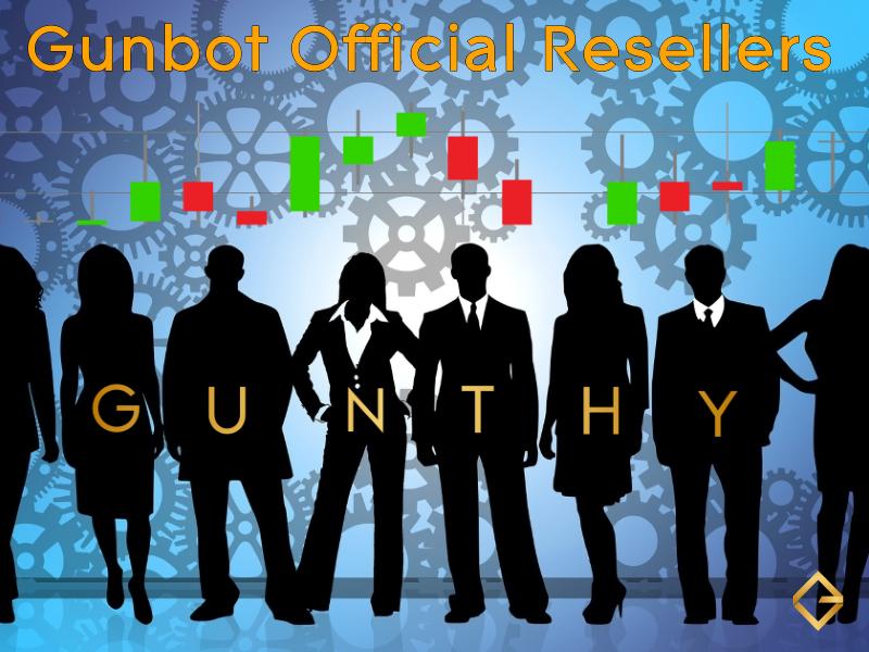 gunbot official reseller