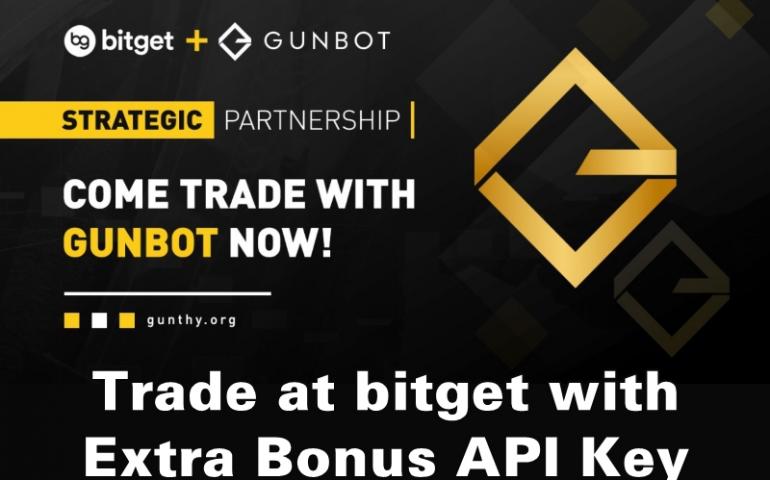 gunbot bitget partnership