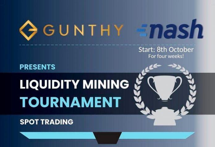gunthy tournament