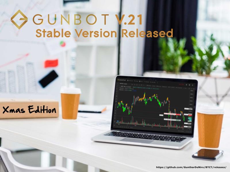 gunbot v21 released