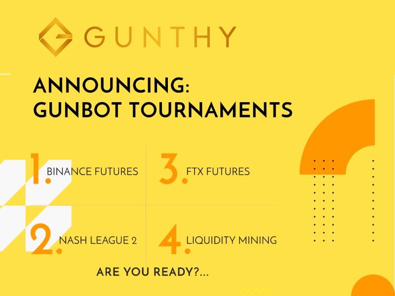 gunbot tournaments