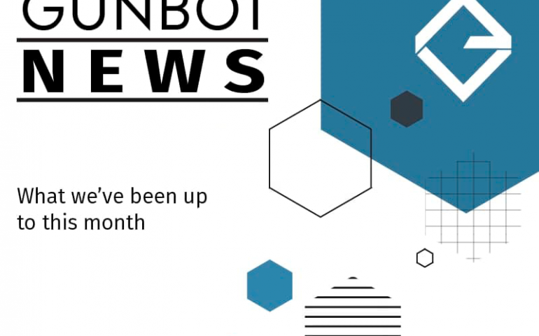 Gunbot News  - What we've been up to this month at Gunbot Development 12