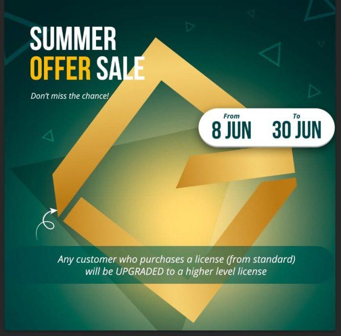 gunbot summer sale