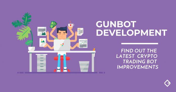 gunbot development