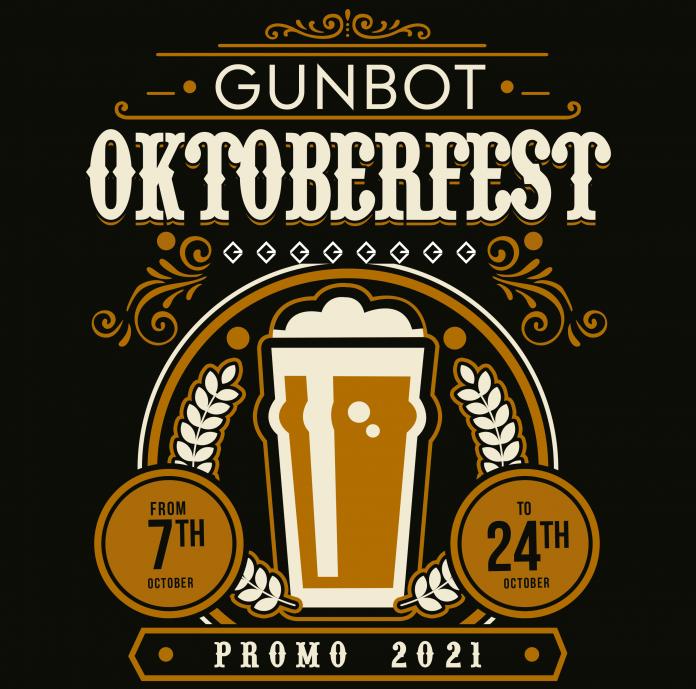 Gunbot Oktoberfest Promo 2021 5